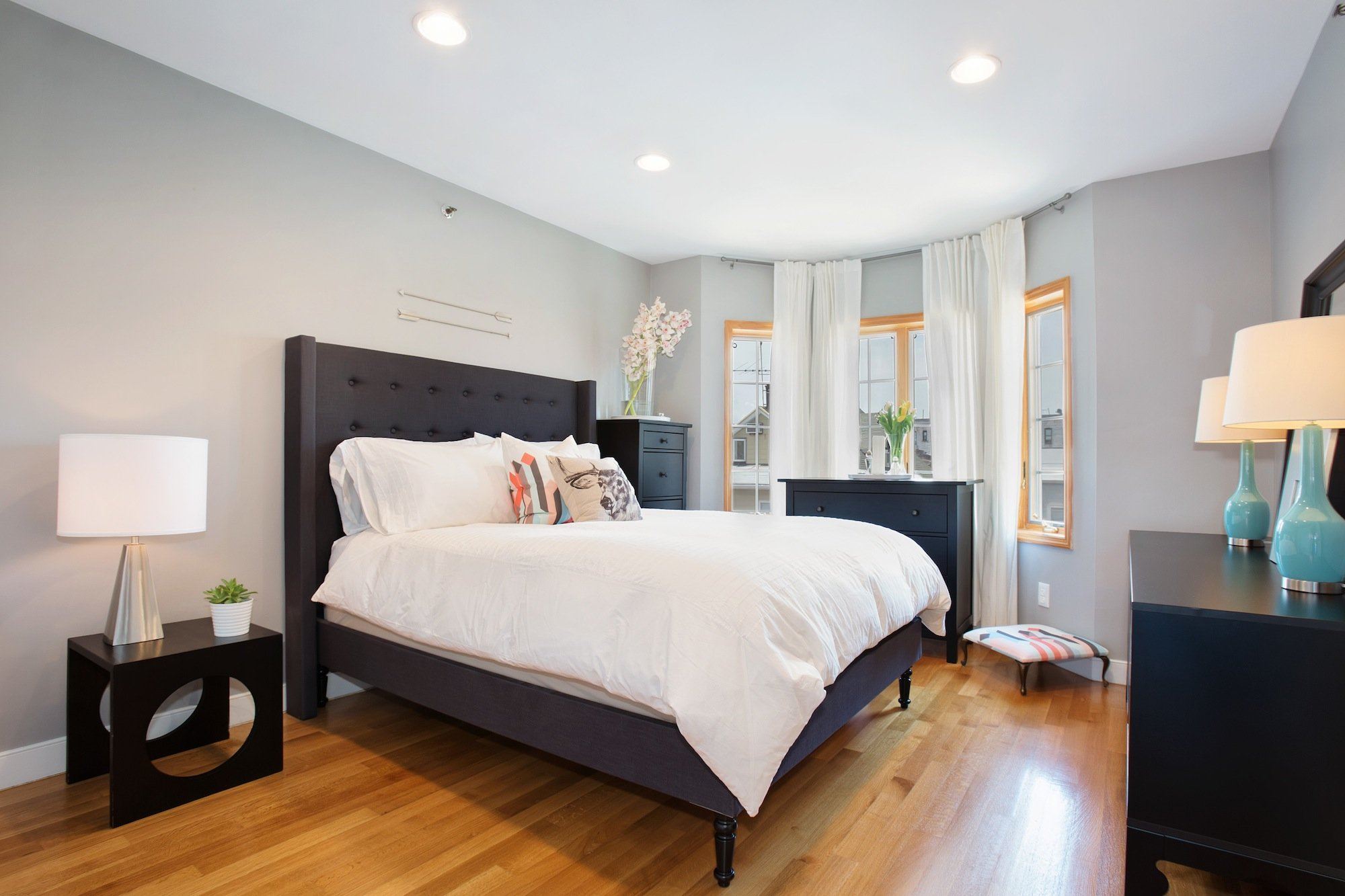 734 East 5th Street, kensingon, master bedroom