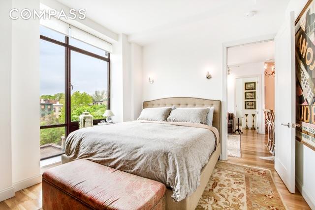 335 carroll street, gowanus, master bedroom, rental