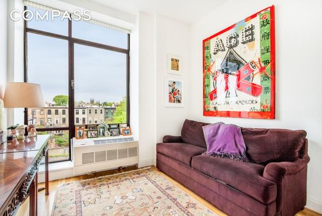 335 carroll street, gowanus, second bedroom, bedroom