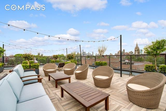 335 carroll street, gowanus, roof deck