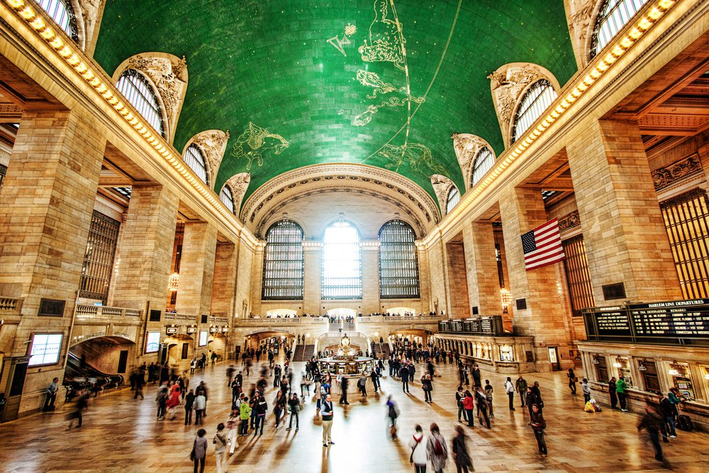 Grand Central Terminal celebrates 20 years of retail with 1998 pricing
