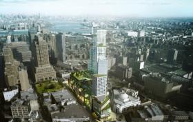 City Tower, 10 City Point, Brodsky Organization, COOKFOX