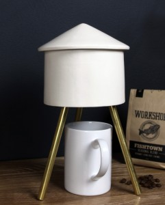TOWER coffee pour over by damon ahola