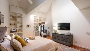 25 joralemon street, brooklyn heights, master bedroom