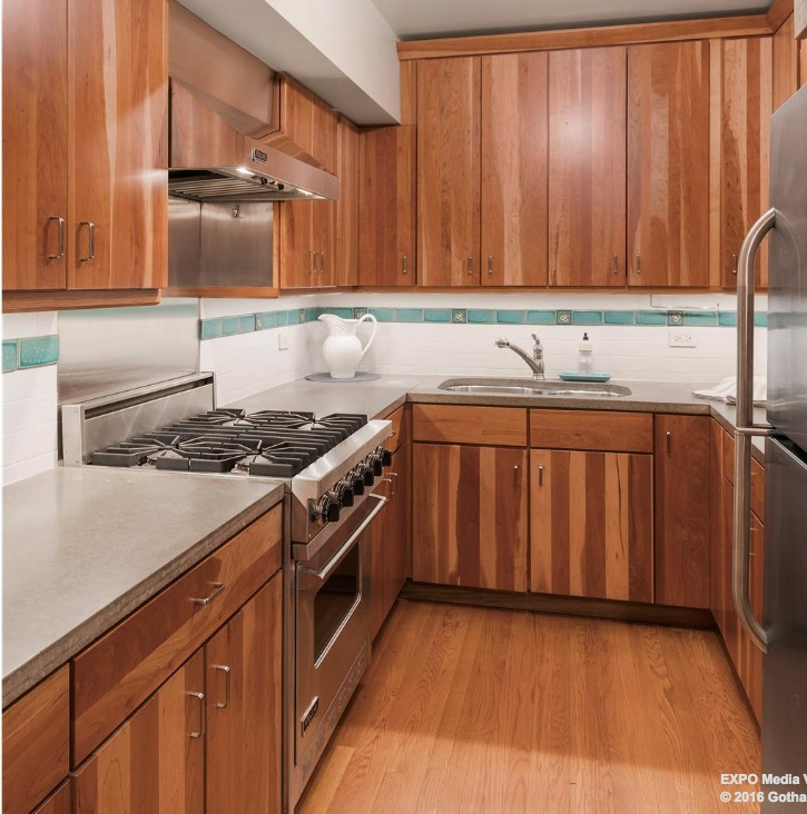 25 joralemon street, brooklyn heights, kitchen