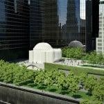 World Trade Center Liberty Park Under Construction