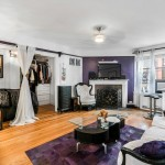 235 East 22nd Street, living room, alcove studio, co-op