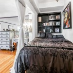 235 East 22nd Street, bedroom, alcove studio, co-op