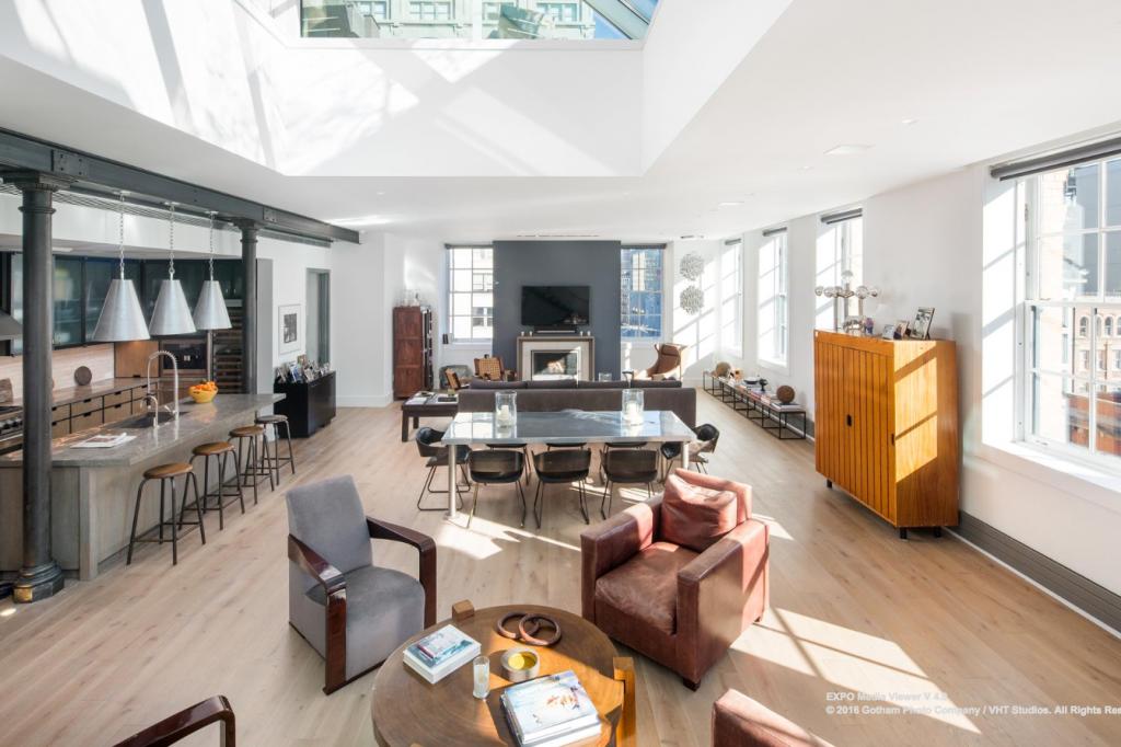 Jennifer Lawrence Scopes Out A 17 49m Duplex Penthouse In