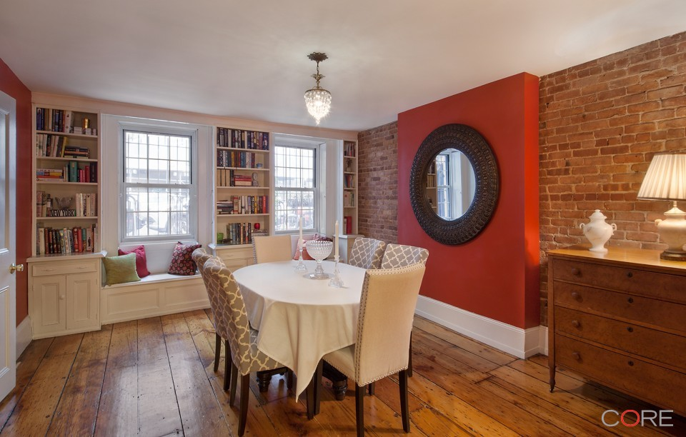 236 East 19th Street  Breakfast Room