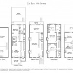 236 East 19th Street  Floorplan