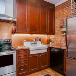 26 south oxford street, fort greene, limestone mansion , kitchen
