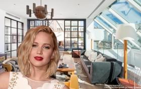 140 Franklin Street, Jennifer Lawrence, celebrity real estate