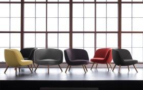 via 57 lounge chair by bjarke ingels