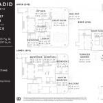 520 West 28th Street Floorplan