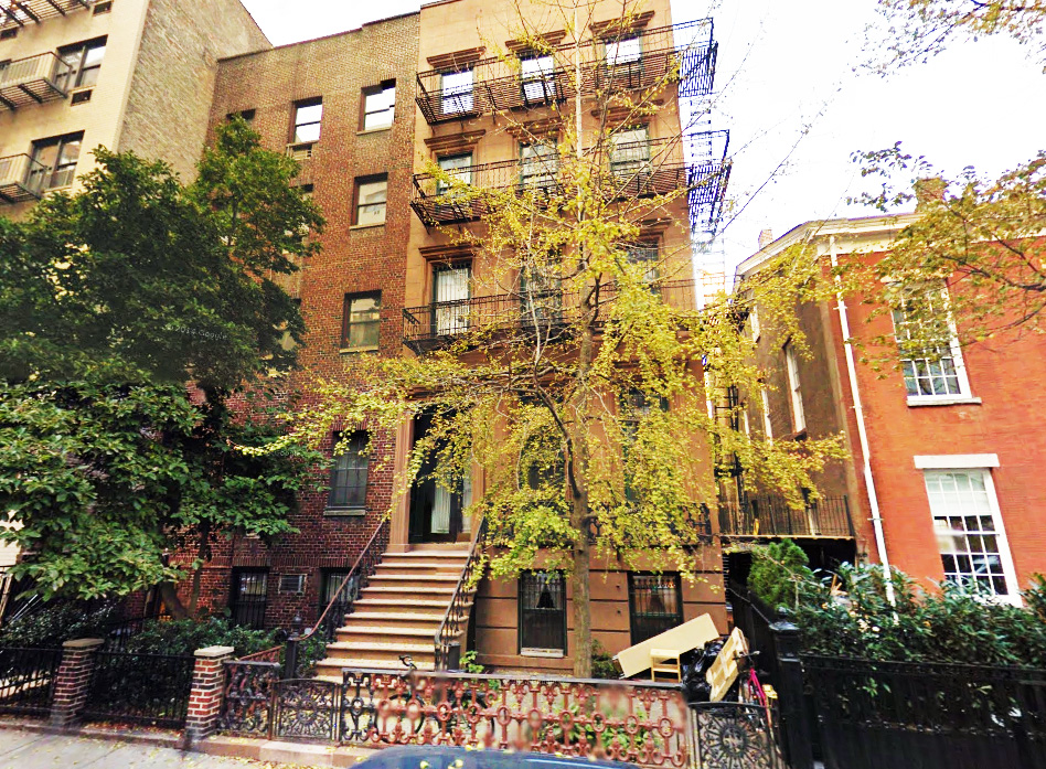 the pennington friends house, new york boarding houses, boarding houses nyc