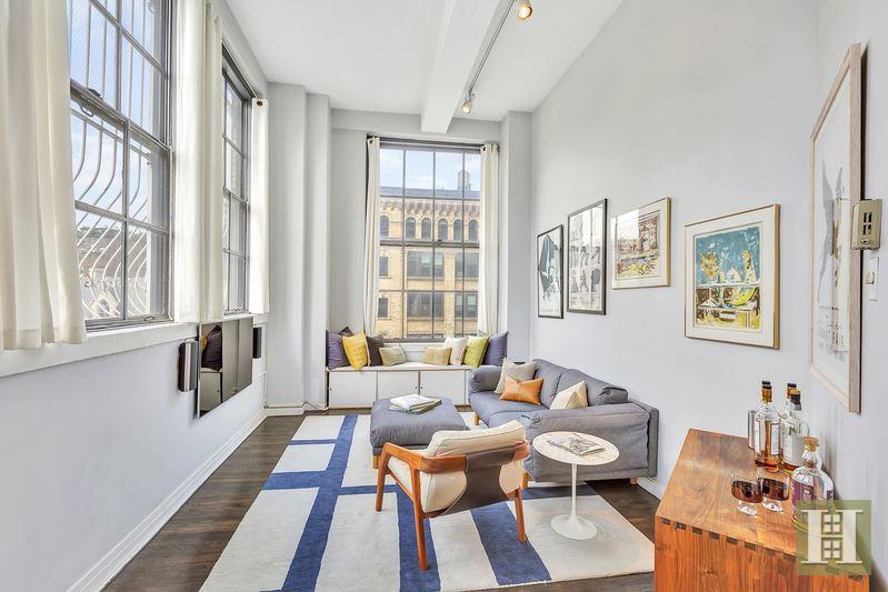 111 Fourth Avenue, greenwich village, condo, living room