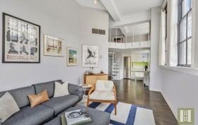 111 Fourth Avenue, greenwich village, condo, living room