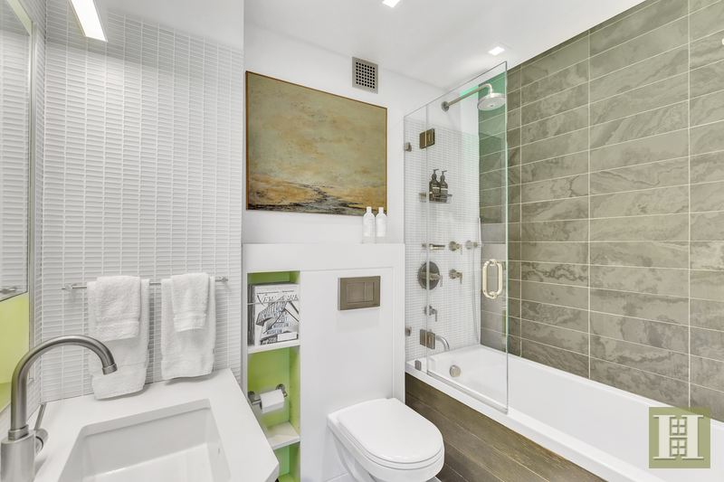 111 Fourth Avenue, greenwich village, condo, bathroom