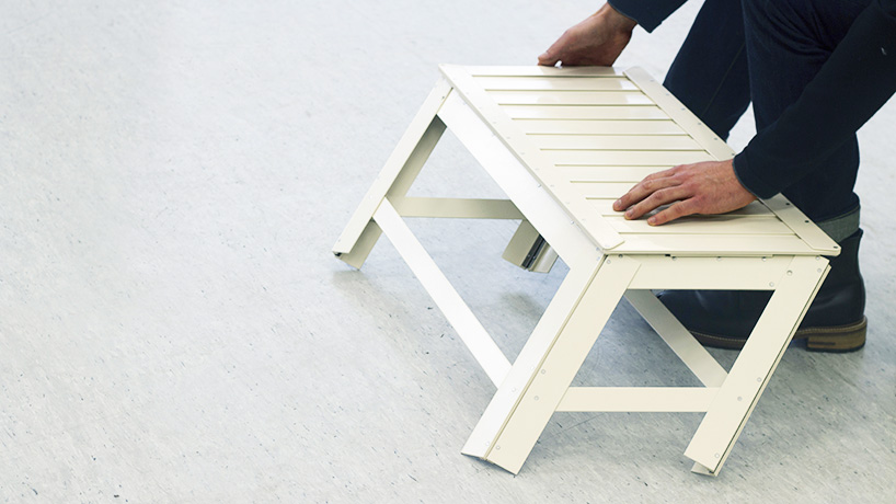 Jongha Choi From 2D to 3D furniture