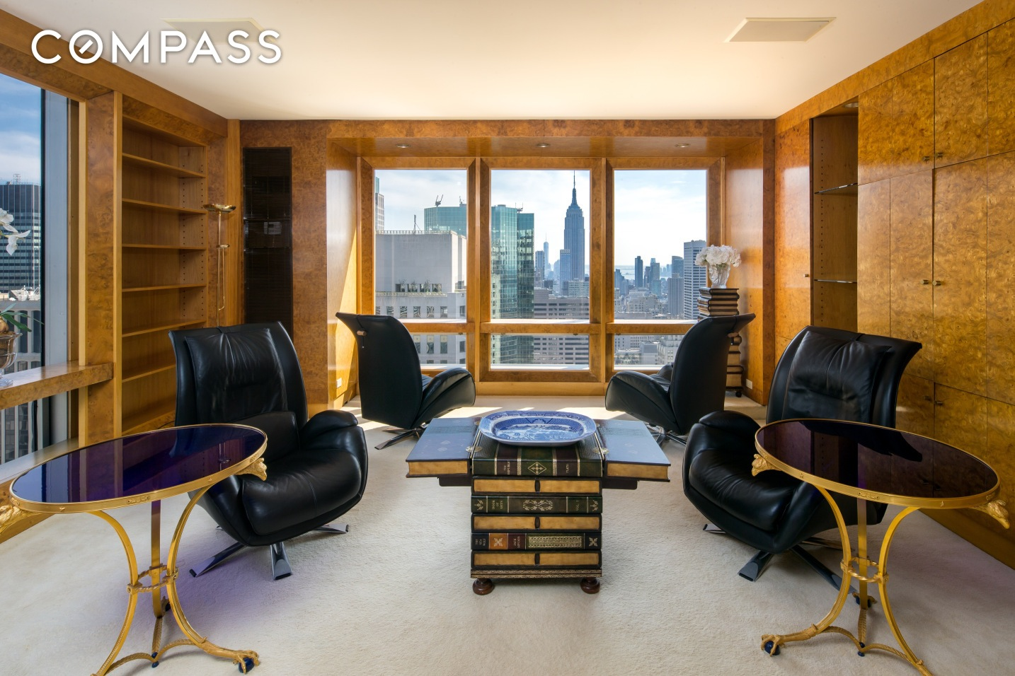 641 Fifth Avenue Creepy Boardroom