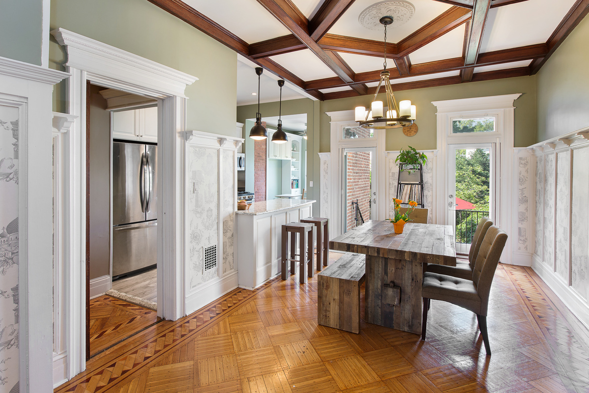 Kitchen cabinets bay ridge brooklyn - This 1 35m Barrel Fronted Bay Ridge Townhouse Is Definitely A Goldilocks Situation