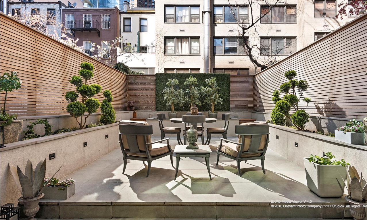 319 east 51st Street, midtown east, deck