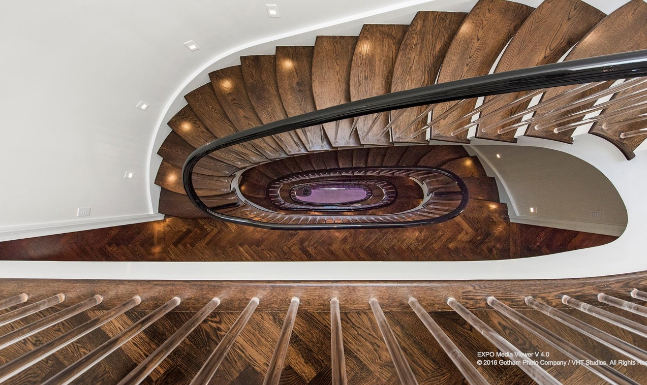319 east 51st Street, midtown east, staircase