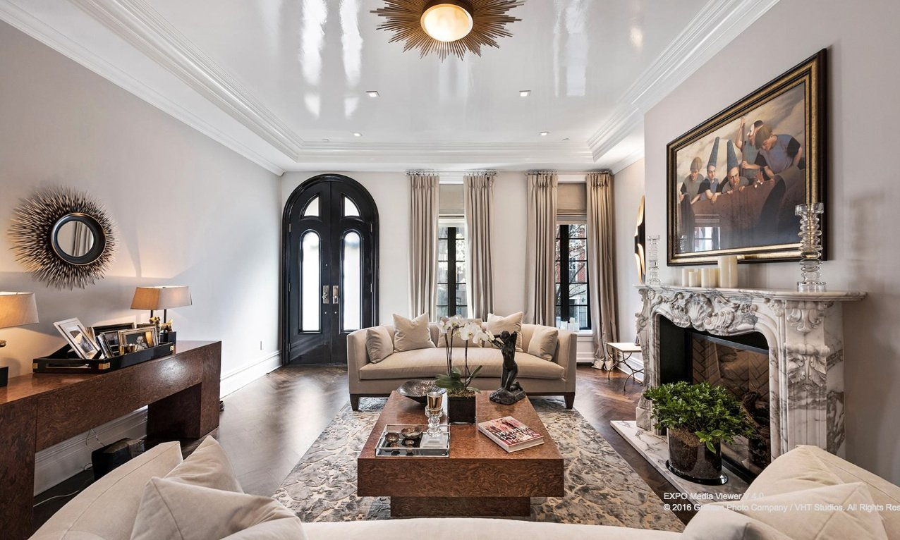 After a luxurious gut renovation this beekman townhouse for Townhouse for sale manhattan
