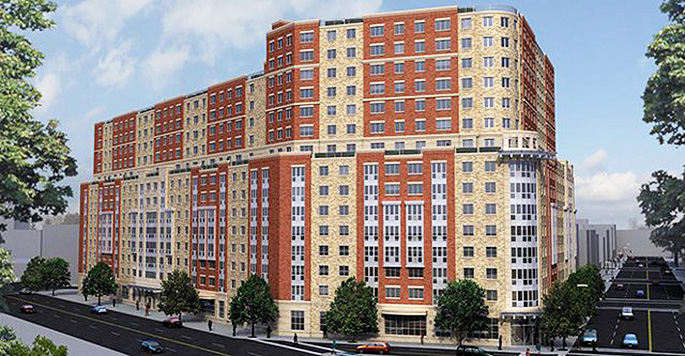 Housing Lottery Kicks Off for 135 New Rentals in Mott Haven From