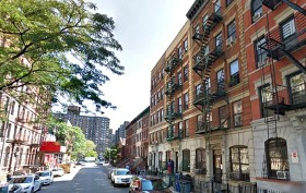 west 133rd street, Harlem