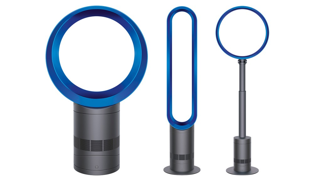 Dyson Air Multipliers, Dyson, fans, bladeless fans