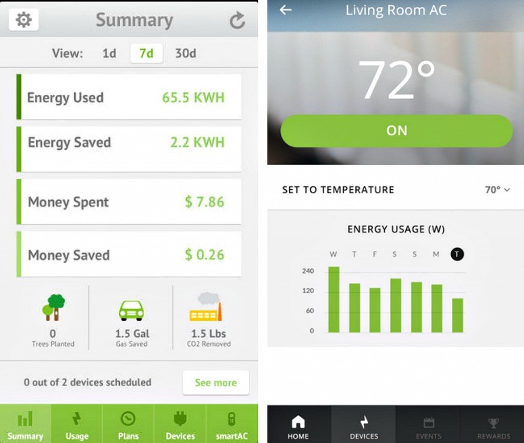 ThinkEco, Smart AC, modlet, mobile appliance control