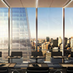 10 hudson yards conference room looking north
