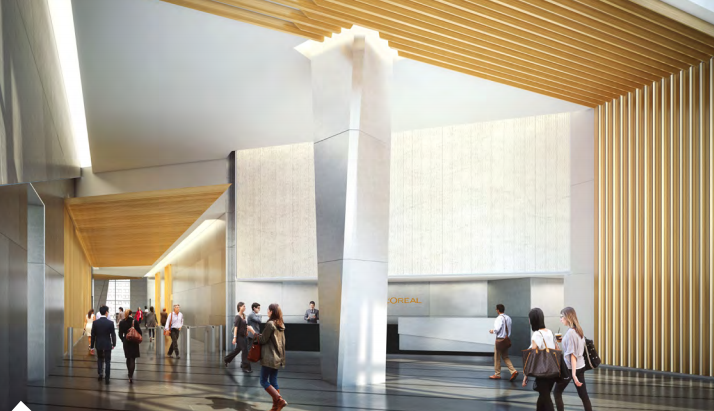 10 Hudson Yards West Lobby