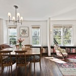 57 Thompson Street, soho, rental, dining room