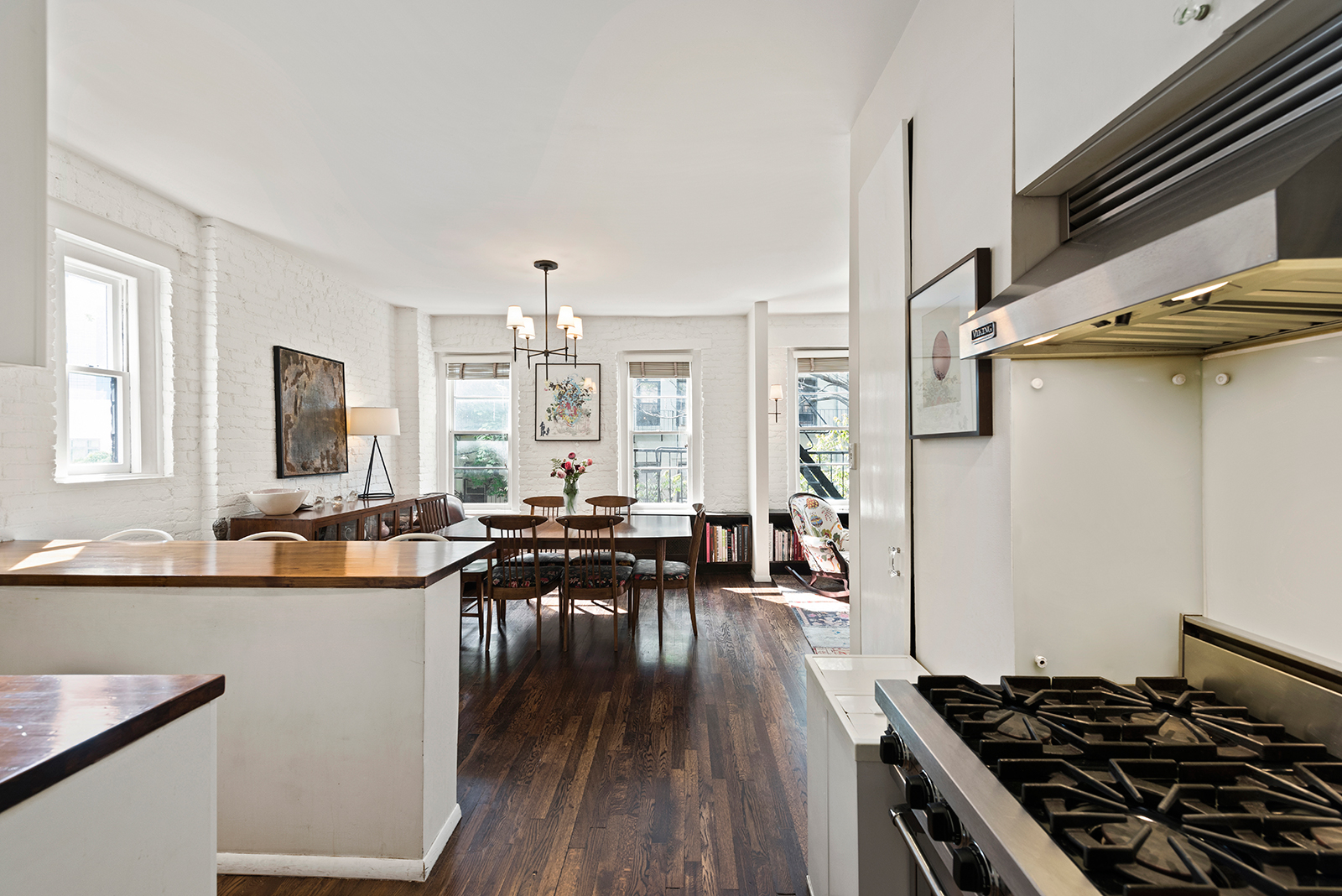57 Thompson Street, soho, rental, kitchen