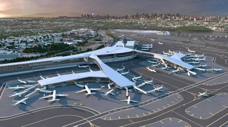 LaGuardia Airport overhaul-June 2016