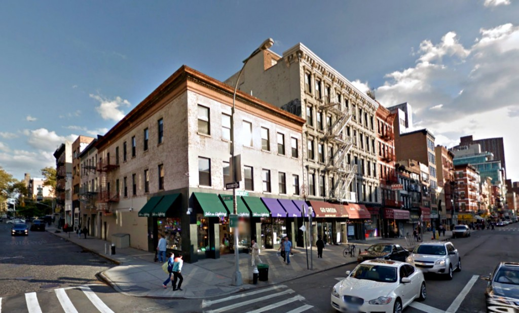 Lighting District, New York development, Manhattan real estate, Bowery, Skid Row