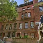 312 West 77th Street, Miles Davis, Upper West Side brownstone
