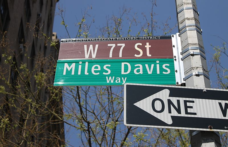Miles Davis Way