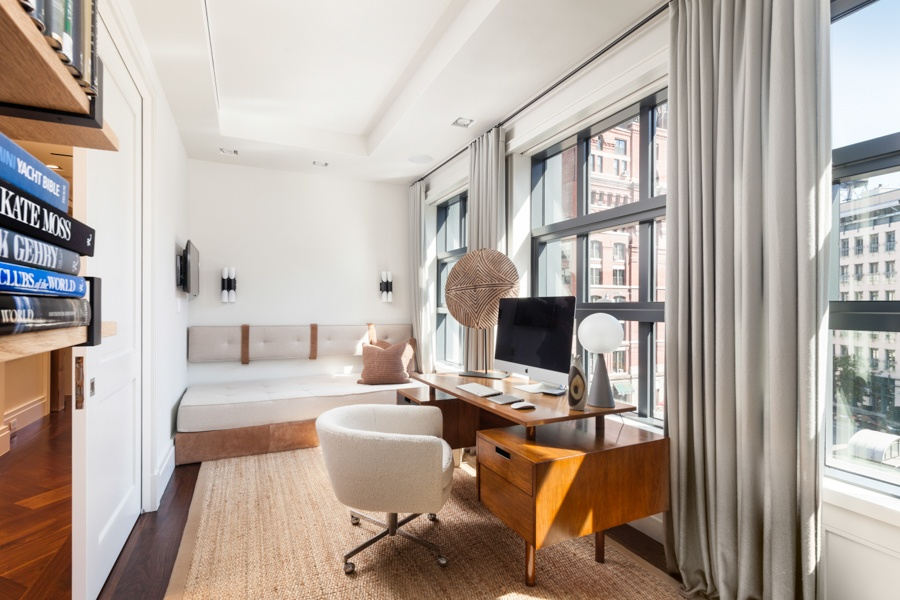 137 franklin street, penthouse, tribeca, office
