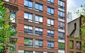 424 west 55th street, Aufgang Architects, NYC affordable housing