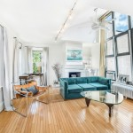 101 west 11th street, greenwich village, rentals, living room