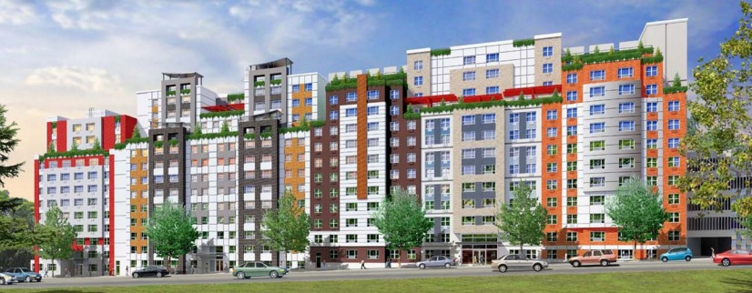 Apply Now For 63 Affordable Units Next to Woodlawn Cemetery