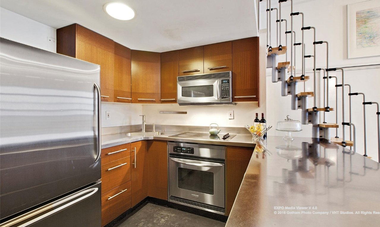 423 Atlantic Avenue, boerum hill, loft, kitchen