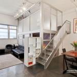 423 Atlantic Avenue, boerum hill, loft, living room