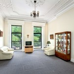 238 East 15th Street, Gramercy, living room, townhouse