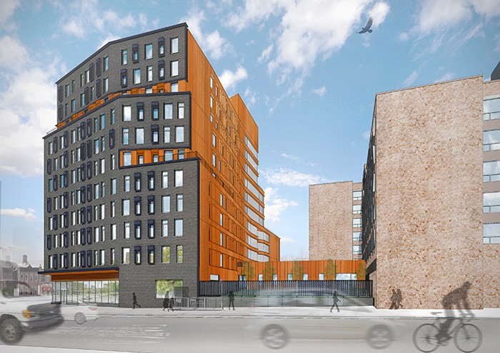 First Look At Tres Puentes Affordable Housing Development Planned
