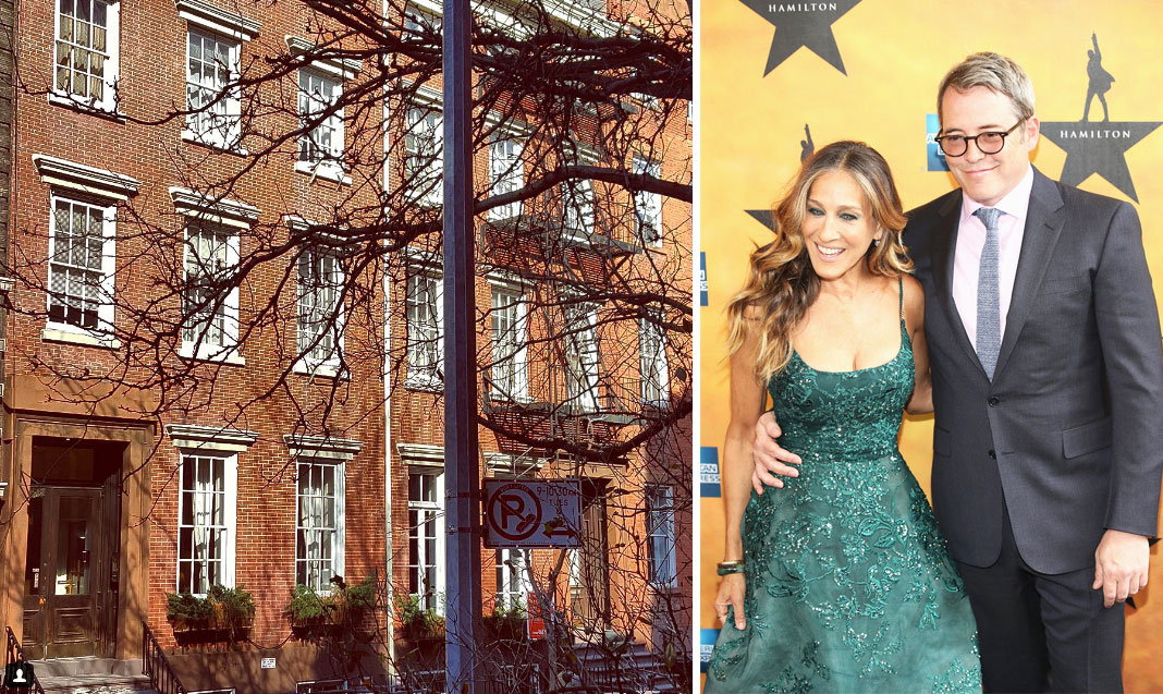 Sarah Jessica Parker And Matthew Broderick Pay 345M For